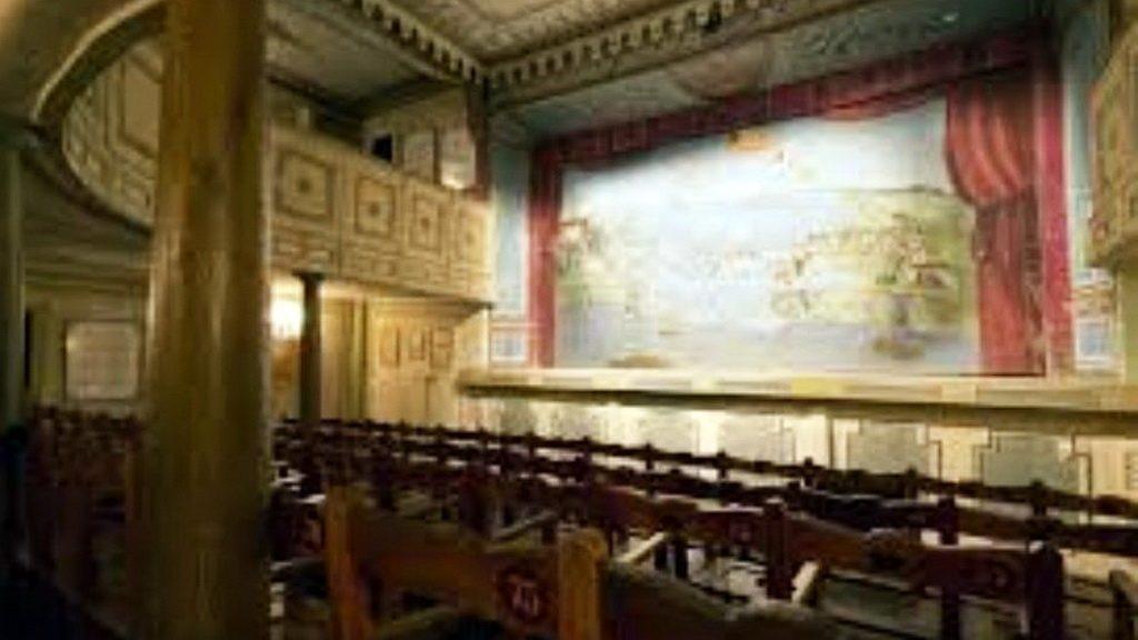 Rokokotheater in Grein