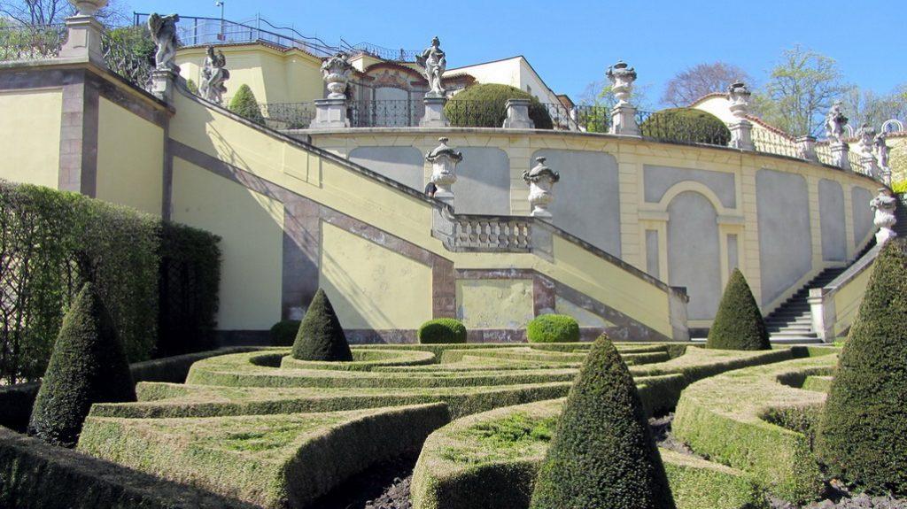 Vrtbovská Garten