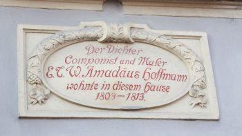 Geburtshaus des berühmtesten Sohnes der Stadt