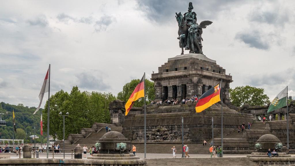 Koblenz Moselmündung