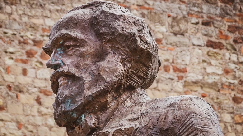 Karl Marx Denkmal in Trier