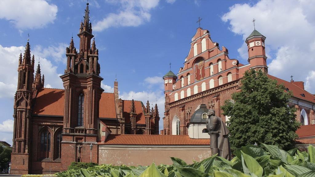 Vilnius Annakirche