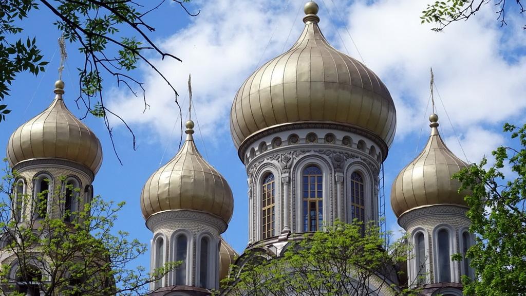 Vilnius Kirche St. Michael und St. Konstantin