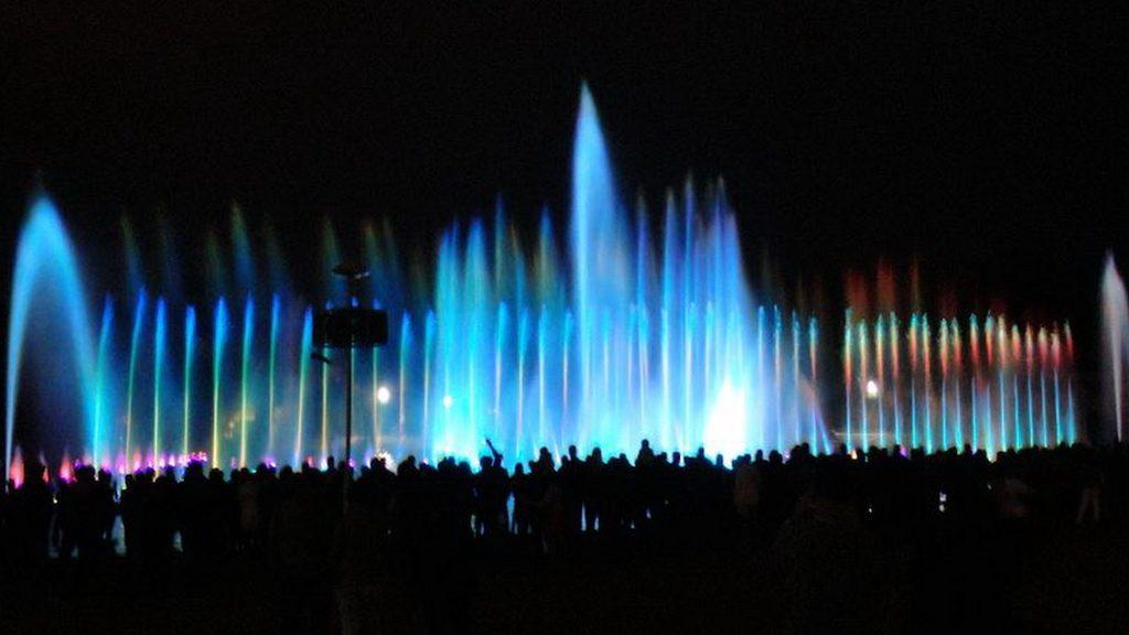 Multimediabrunnen