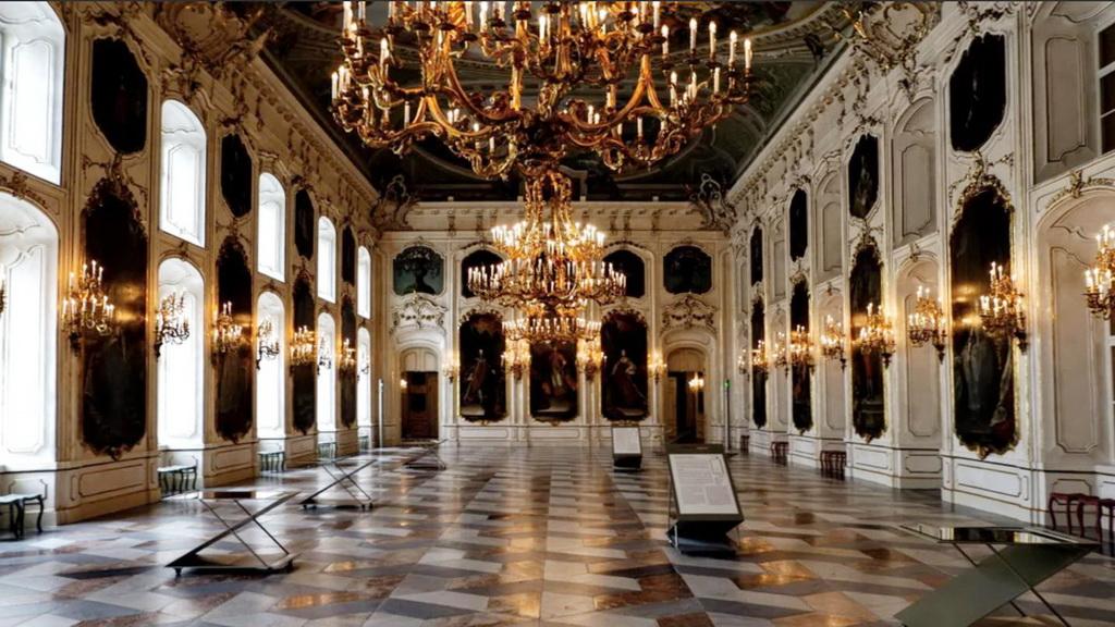 Riesensaal in der Hofburg
