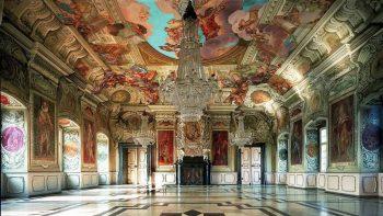 Neue Residenz Kaisersaal